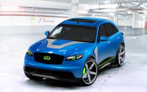 Infiniti FX Promiz by GoodieDesign