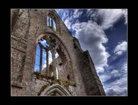 HDR Abbaye by GeckoHippy