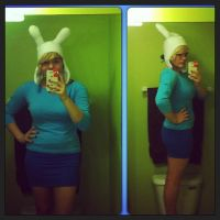 Cosplay: Fionna Base by HellcatKennels