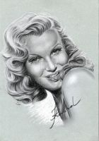 Marilyn by LittleJan