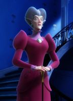 Lady Tremaine by aemiliuslives