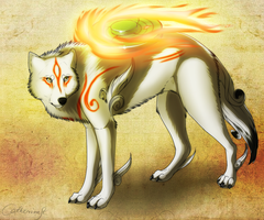 Ammy by CatherineSt
