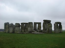 Henge of the Stones by Mate397