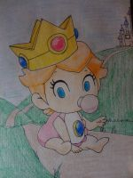 Baby Peach Finished by Serena4