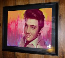 """Framed up """"Elvis Presley"""" by cheatingly"""