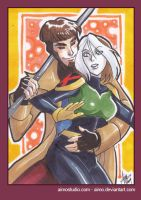 PSC - More Rogue and Gambit 2 by aimo