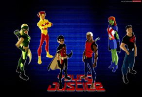 Young Justice by YorkeMaster