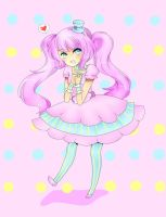 Pink Cutie by srcpcsoha