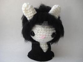 Elvira Moon Bun by MoonYen