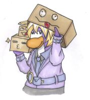 BOX disguises are awesome by DotTheDisguiseGalplz