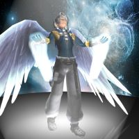 3D chaos: Angelic 2 by Primantis