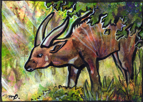 aceo for atticart by kailavmp