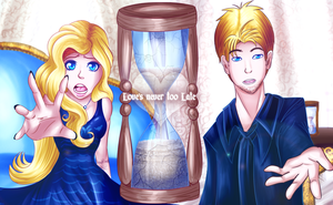Love's never too late + Speedpaint by Rumay-Chian