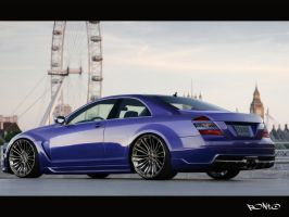 Mercedes S Class by pont0