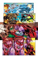 Green Lantern 37 Page 17 by matlopes