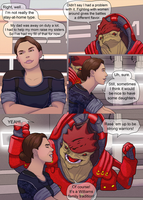 Mass Effect: Hide And Seek P2.4 by EightyEightDoodles