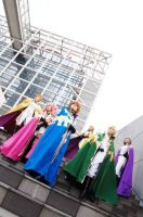 Code Geass: Knight Of Rounds by Cheriikyandi01