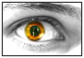 Mine Eye by pwm