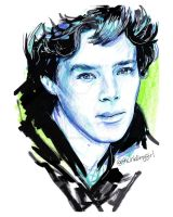 Benedict by TheInklingGirl