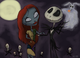 Be Jack To My Sally by A-D-Aether