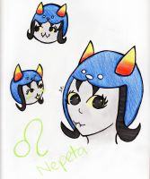 Nepeta by AggressiveBagels