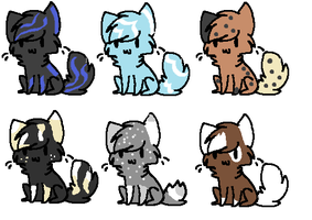 Cat Adoptables :CLOSED: by FreeAnimalAdopts