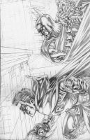 Batman Work In Progress by bonesdeviant