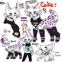 Cake Ref by qoatlord