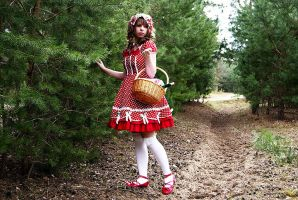 Little Red Riding Hood pt. 2 by TGGC