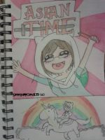 ASIAN TIME! by Shinigamichick39