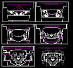 Mettaton transformation details by NCH85