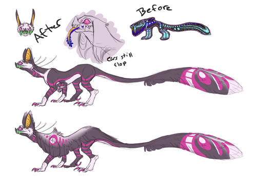 New Mietitore Species Concept by ErwilMinsa