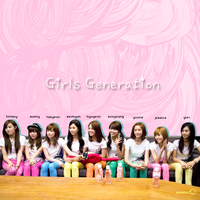 Girls Generation by anna06i