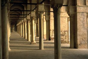 Arches Row 13541602 by StockProject1