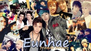 Eunhae ~ friends forever ~ Wallpaper by ForeverK-PoPFan