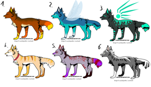 CLOSE - Name Your Prices ! Adoptables 28 by LeaAdoptables