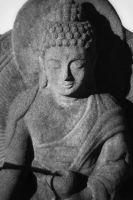 Mindless Buddah by ncphotojunkie