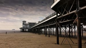Grand Pier - Weston-Super-Mare by GrungeTV