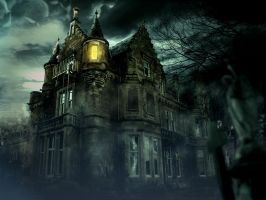 Haunted House Final by cmaher75