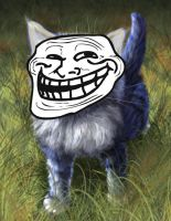 Trollface by Toyger