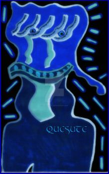 QUESUTE - son of VALU {fractal family good - water by UNISPIRICAL