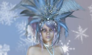 Snow Queen by Phlox73