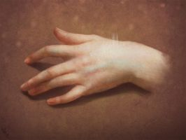 Hand Study 5 Day #26 by AngelGanev