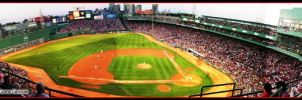 Fenway Panorama by CaspersCreations
