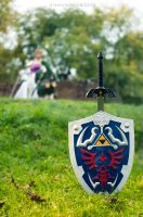 Legend Of Zelda: Twilight Princess 01 by dizzymonogatari