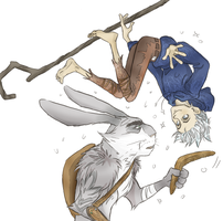 Upside Down / Coloured by ASAMESHII