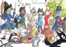 Halloween by Zgraja team by punki123