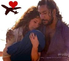 Kate and Sayid by Abeth-Claire