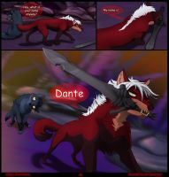 DMH comic page 3 ENG by Keawolf