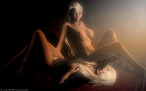 Erotic Dreams by Chrisworld2000